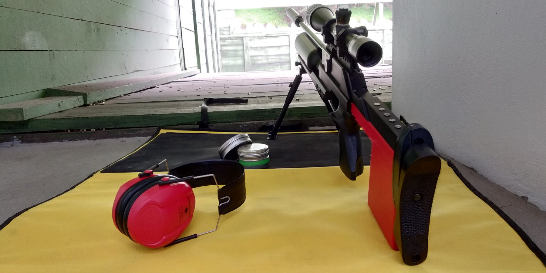 FX COMPETITION BENCHREST File